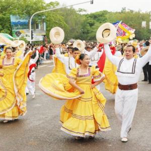 ✅ Festival Folclorico y Reinado Nacional del Bambuco, San Juan y San Pedro.