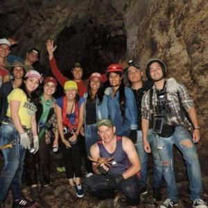 ► Turismo Espeleología en Colombia CUEVAS DE SANTA CLARA Cavernas Timana Huila